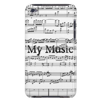 Minha música! capa para iPod touch