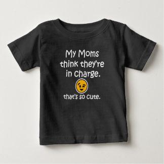 Minhas mães pensam que são responsáveis. Camisa