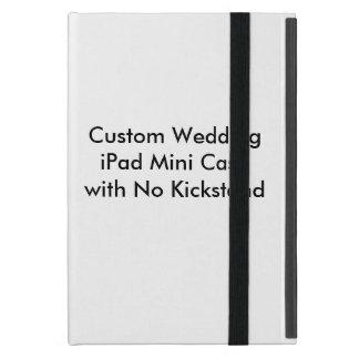 Mini caso do iPad feito sob encomenda do casamento