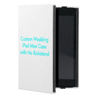 Mini caso do iPad feito sob encomenda do casamento Capas iPad Mini