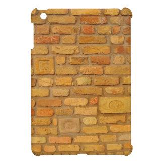 mini caso do ipad, rústico, tijolo capas iPad mini