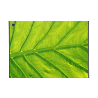 Mini caso do ipad tropical do teste padrão da folh iPad mini capas