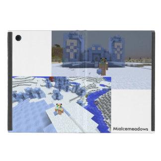 mini caso Icecraft do iPad iPad Mini Capa