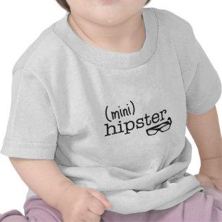 Mini hipster t-shirt