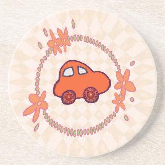 Mini mini carro porta copo