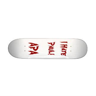 Mini skate de APA