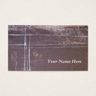 Minimalista Cartão De Visitas