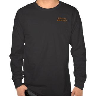 Ministérios da lareira camiseta