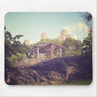Miradouro, Central Park, Nova Iorque Mousepad