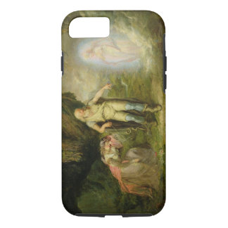 "Miranda, Prospero e Ariel, ""da tempestade"" perto Capa iPhone 7"