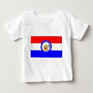 Missouri-Bandeira Camiseta
