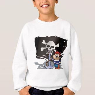 Miúdo do pirata camisetas