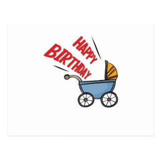 """Miúdos, do """"bebê aniversário """" cartões postais"""