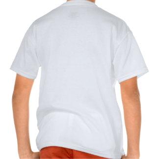 Miúdos personalizados do t-shirt do autismo da ir