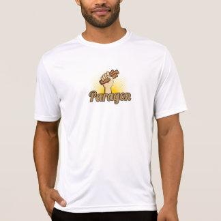 Modelo da equipe! camisetas