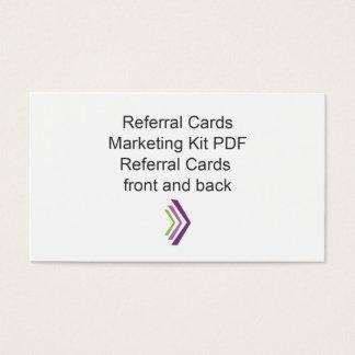 Modelo de mercado do jogo do cartão da referência