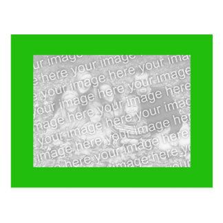 modelo verde da foto cartoes postais