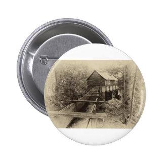 Moinho da munição da angra de Cades Bóton Redondo 5.08cm