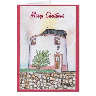 Moinho / windmill cartão de nota