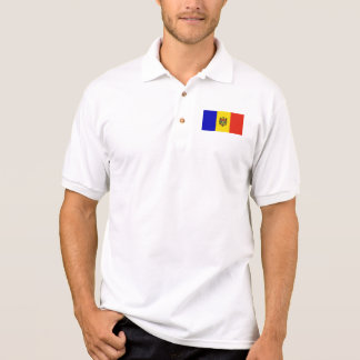moldova t-shirt polo