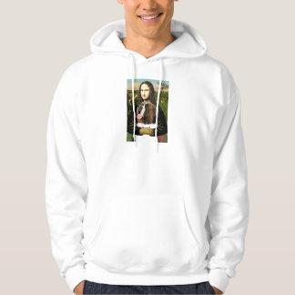 Moletom Com Capuz Mona Lisa - St Bernard