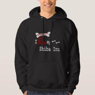 Moletom Com Capuz Presentes de Shiba Inu
