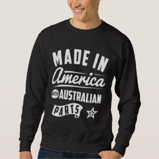 Moletom Feito em América com peças australianas
