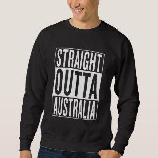 Moletom outta reto Austrália