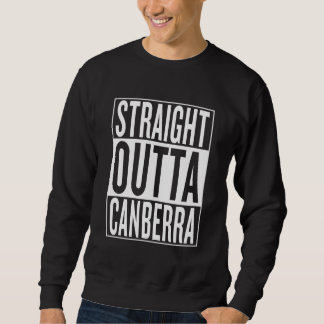 Moletom outta reto Canberra