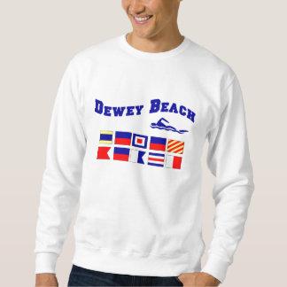 Moletom Praia de Dewey