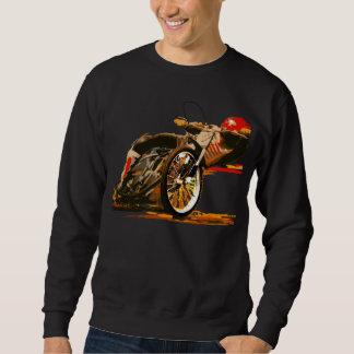 Moletom Roupa impressionante da motocicleta do estrada