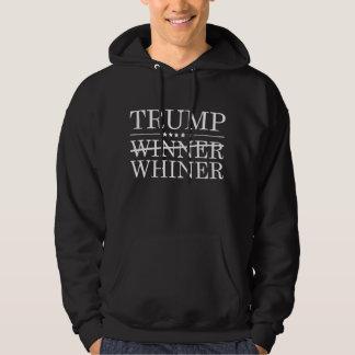 Moletom Whiner do vencedor do trunfo