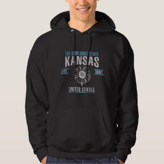 Moleton Com Capuz Kansas