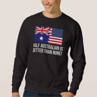 Moleton O meio australiano é melhor do que nenhuns