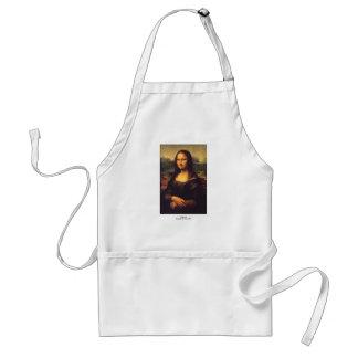Mona Lisa Avental