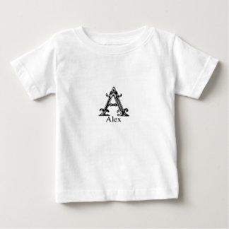 Monograma extravagante: Alex Tshirt