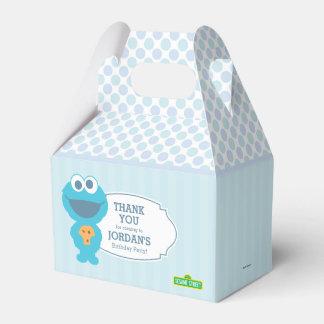 Monstro do biscoito do bebê do Sesame Street | Caixinha De Lembrancinhas