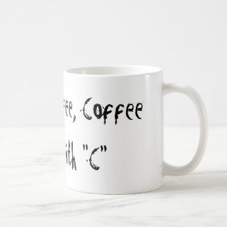 Monstro do café canecas