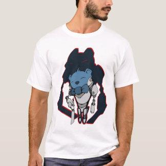 monstro efervescente camiseta