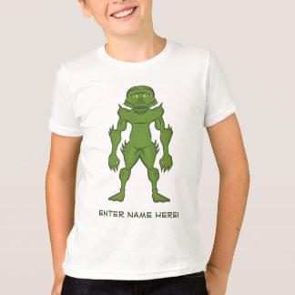 Monstro Pre-Feito 3! Camisetas