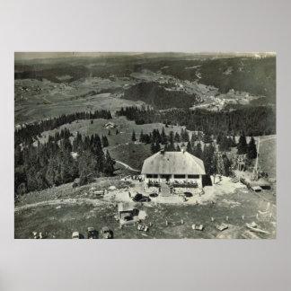 Mont Doye, Doubs Posters