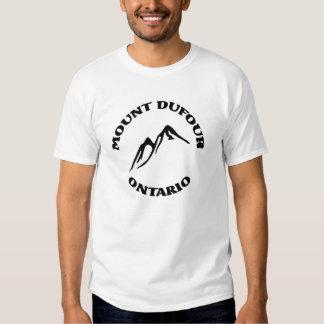 Montagem Dufour Camiseta