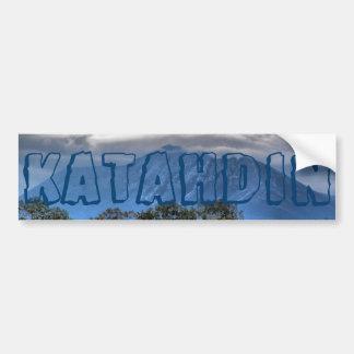 Montagem Katahdin 8387a Adesivo Para Carro
