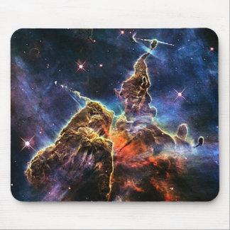 Montanha místico na NASA do espaço Mousepad
