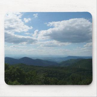 Montanhas apalaches II Shenandoah Mousepad