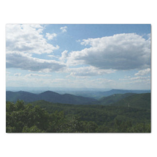Montanhas apalaches II Shenandoah Papel De Seda