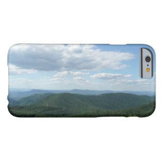 Montanhas apalaches mim parque nacional de capa barely there para iPhone 6