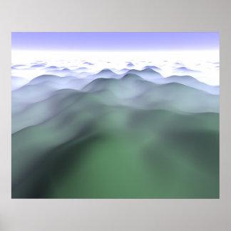 Montanhas de Appalachain Poster