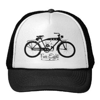 Moped do vintage boné