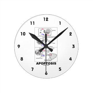 Morte celular programada biologia de Apoptosis Relógios De Paredes
